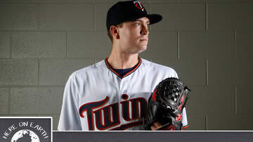 Mansour's Musings - Through The Storm... with Minnesota Twins SP Kyle Gibson - Here on Earth