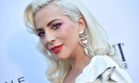 Trending - Lady Gaga Goes Classic Hollywood Glam At Fashion Los Angeles Awards: Photos