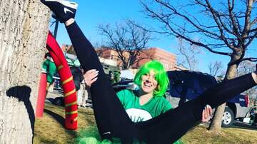 JiJi - For The Win - Our St. Patrick's Day 5K Victory