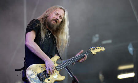 Rock News - 10 Things You Might Not Know about Birthday Boy Jerry Cantrell
