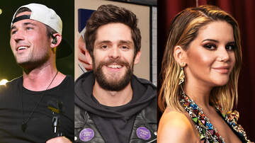 iHeartCountry - See How Your Favorite Country Stars Spent The Weekend