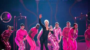 image for P!nk performs LIVE in New Orleans 3/17/19