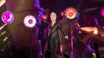 Rick O'Bryan - Going To See P!nk This Weekend?  She Has News To Share!