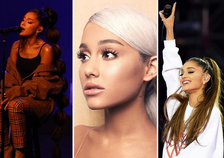 Ariana Grande's Accomplishments