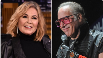 BC - Roseanne Barr Returns To Stand-Up Comedy With Andrew Dice Clay