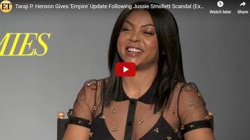 Jess Live - Watch! Taraji P. Henson Breaks Silence About the Jussie Smollett Situation