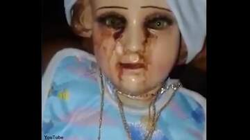 Coast to Coast AM with George Noory - Video: Holy Child Statue in Mexico 'Cries'
