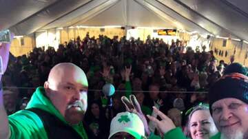 BMAN - St. Patrocks!  More Pics on Webpage & Facebook Page. Thanx for Coming Out!