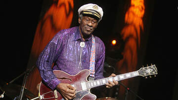 Sean McDowell - One Of The Founding Fathers Of Rock & Roll Died Today, 2017, Chuck Berry.