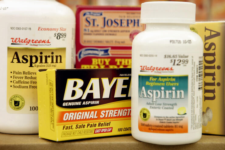 New Reasearch Shows That Aspirin May not cut risk of heart attacks or strokes