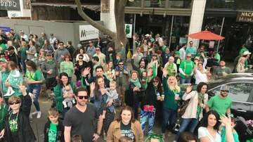 Photos - St. Patrick's day