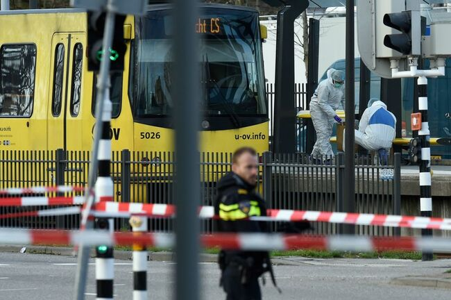 NETHERLANDS-EMERGENCY-SHOOTING-ATTACK