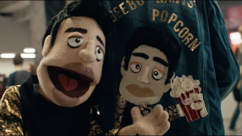 Beebo Is Back In Panic At The Disco's 'Dancing's Not A Crime' Video