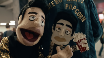 Entertainment News - Beebo Is Back In Panic At The Disco's 'Dancing's Not A Crime' Video