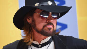 CMT Cody Alan - Billy Ray Cyrus Reveals New Album, 'SnakeDoctor Circus'