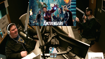 The Morning Freak Show - Mikey and Bob run down who would be in the YINZvengers