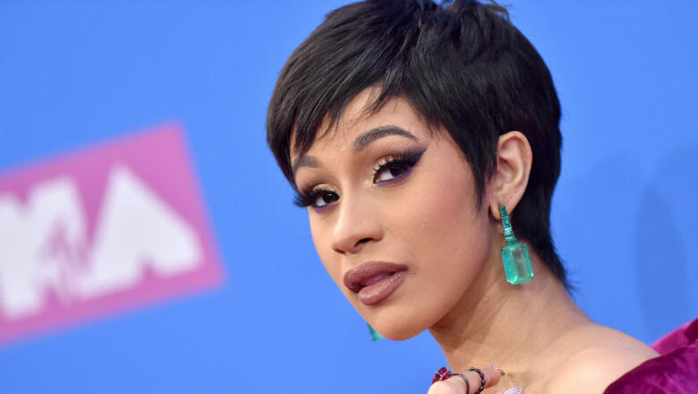 Cardi B Mourns Fan Who Died Of Cancer: 'Heaven Gained The Prettiest Angel'