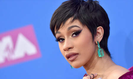 Trending - Cardi B Mourns Fan Who Died Of Cancer: 'Heaven Gained The Prettiest Angel'