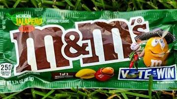 Brady At Night - Mexican Jalapeno M&M's Are A Thing?!