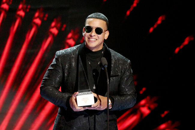 Daddy Yankee Will Make History on 'The Late Late Show With James Corden'