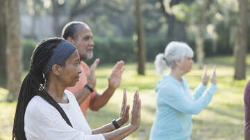 image for Releasing Stress, Pain through Tai Chi