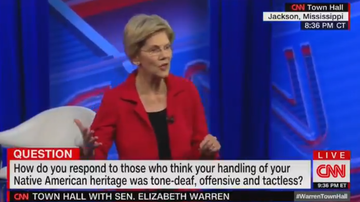 Michael Berry - Elizabeth Warren Says No One Cares About Her Lies About Being Native