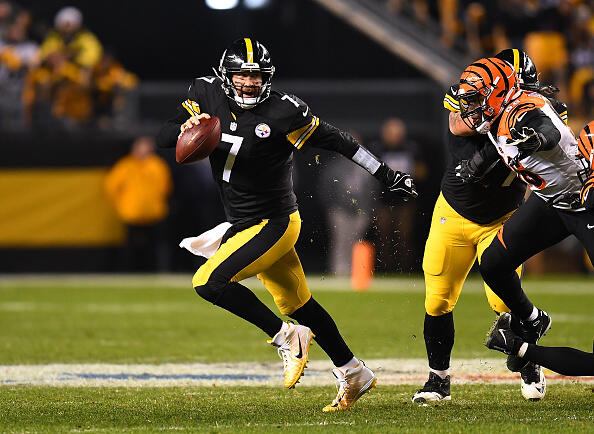 Roethlisberger quiet amid fumbling accusation