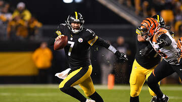 Adam Crowley - Roethlisberger quiet amid fumbling accusation