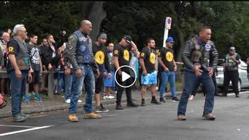 Jenn - New Zealand Bikers Pay Tribute to Victims With Haka