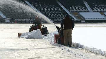 Rockin' Rick (Rick Rider) - Looks like the Twins are ready for opening day!  Snow removal(VIDEO)