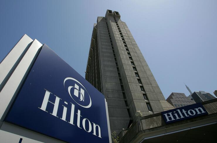 Hilton hotels to recycle used soap