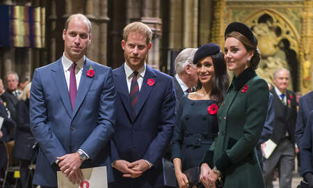 Entertainment News - Princes William & Harry Are Feuding, Not Meghan Markle & Kate Middleton