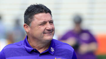 Louisiana Sports - LSU Board Set To Consider Orgeron Raise, Extension