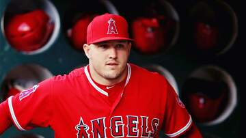 FOX Sports Radio - Angels, Mike Trout Agree to Record Breaking Contract Extension