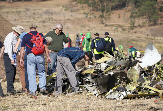 157 People Killed After Ethiopian Airlines Plane Crashes