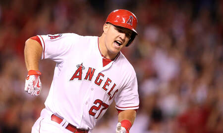 National News - Mike Trout Close to Finalizing 12-Year Deal Worth $430M, ESPN Reports