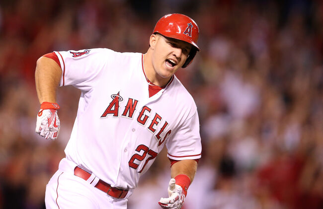 Mike Trout signs 12-year deal worth $430 million