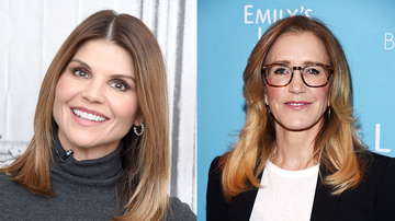 Trending - How Much Jail Time Will Lori Loughlin And Felicity Huffman Serve?