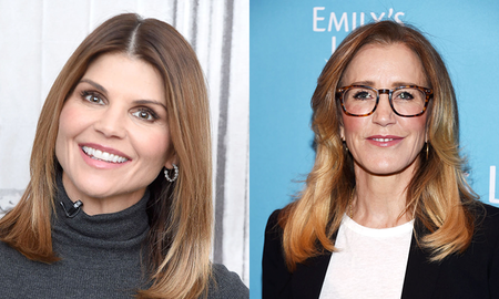 National News - How Much Jail Time Will Lori Loughlin And Felicity Huffman Serve?