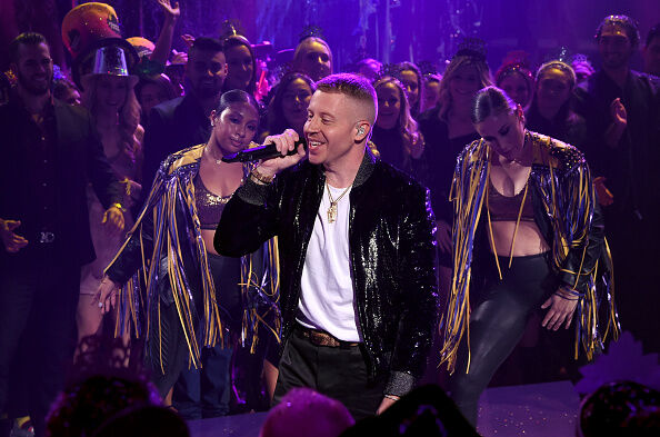 Dick Clark's New Year's Rockin' Eve With Ryan Seacrest 2019 - LA Party: Inside