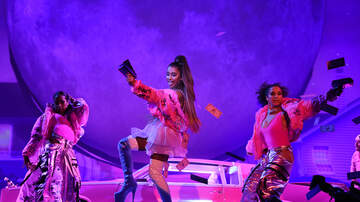 D Scott - There Was A Proposal At The Ariana Grande Show Last Night