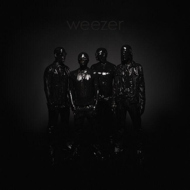 Weezer - 'The Black Album' Cover Art