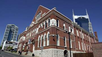 Tige and Daniel - Ryman Auditorium Plans To Add New Additions Including A New Stage
