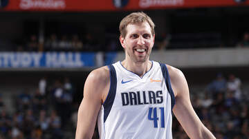 Anna de Haro - Dirk Nowitzki Honored At The State Capitol