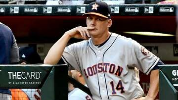 Koch and Kalu - AJ Hinch gives an update on the status of the Astros Roster [VIDEO]