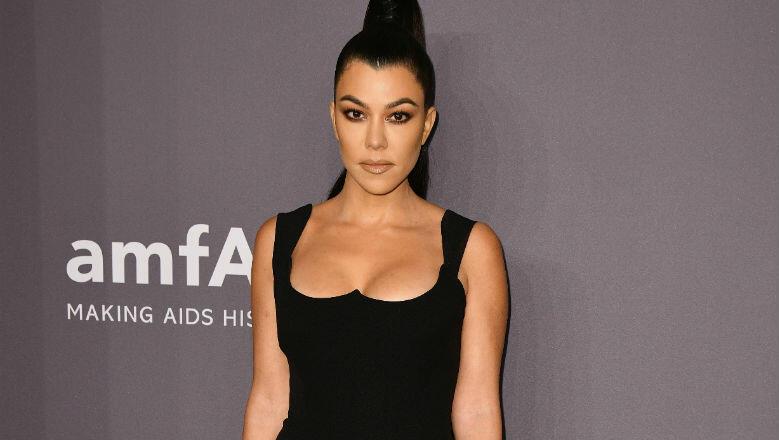 Kourtney Kardashian Getting Dragged For NSFW Photoshop Fail