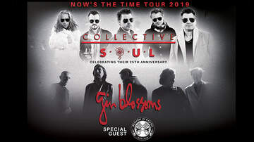 None - Collective Soul and Gin Blossoms Now's the Time Tour 2019 Greensboro