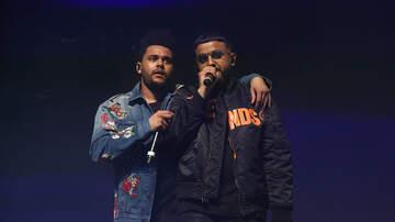 DJ A-OH - The Weeknd Executive Produced Nav's 'Bad Habits' Album