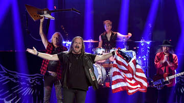 Ken Dashow - Lynyrd Skynyrd Confirms New Album Is Coming