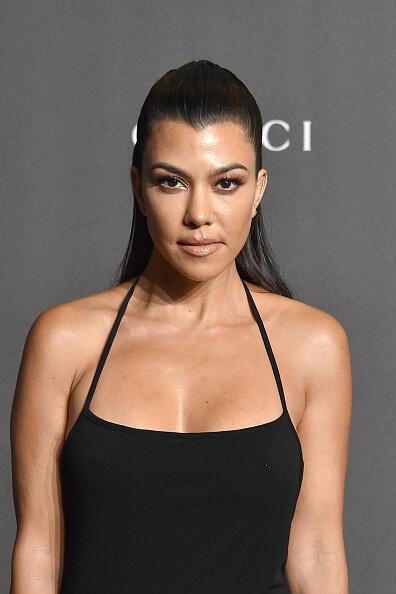 Kourtney Kardashian Called Out For Photoshop Fail